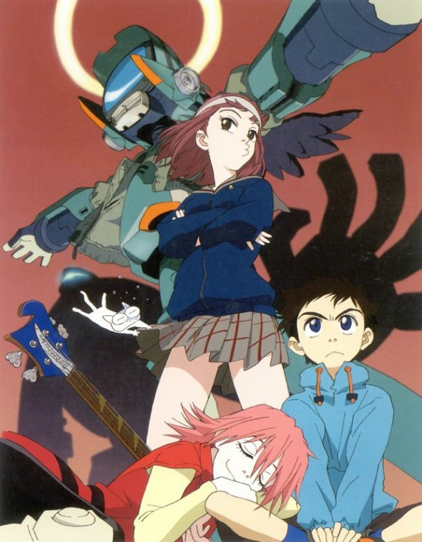 FLCL Illustration