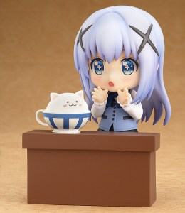 GSC Nendoroid Chino Excited