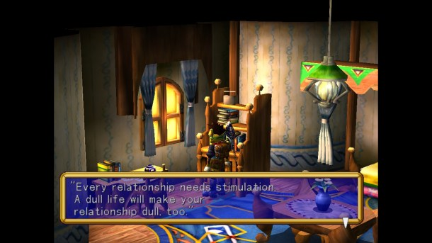 Grandia II: Anniversary Edition | Love Advice