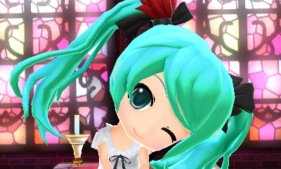 Hatsune Miku Project Mirai DX | The World is Mine