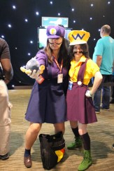 Waluigi and Wario