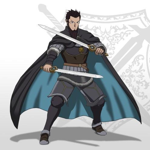 Arslan: The Warriors of Legend | Kishward