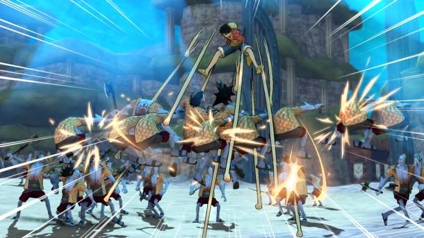 One Piece: Pirate Warriors 3 | Luffy Smash