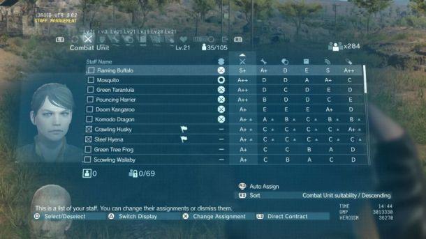 Metal Gear Solid V | Mother Base