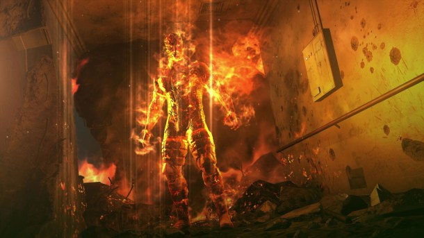 Metal Gear Solid V | The Man On Fire