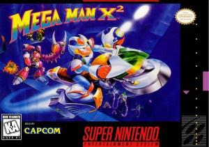 Mega Man X2   oprainfall