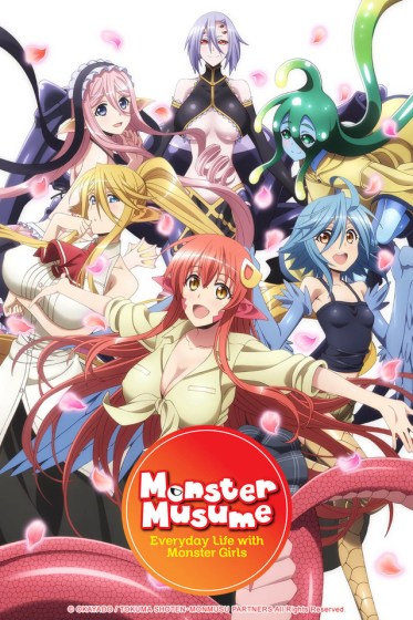Monster Musume main