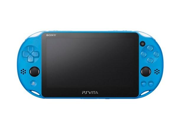 PlayStation Vita Aqua Blue 1