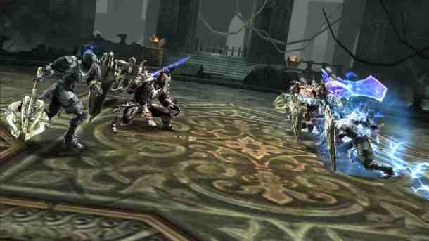 Raven Guild Battle