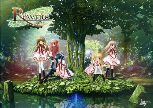Rewrite | Cover Art