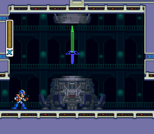 Mega Man X2 | Sword