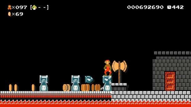 Super Mario Maker   Mushroom Side Effects