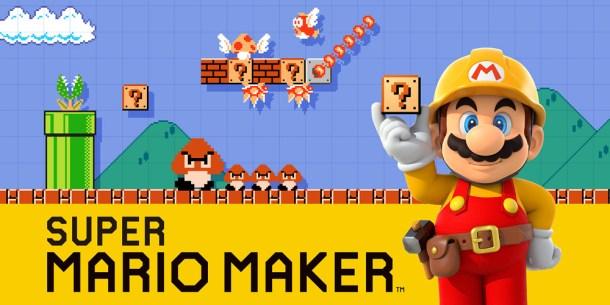 Super Mario Maker Banner