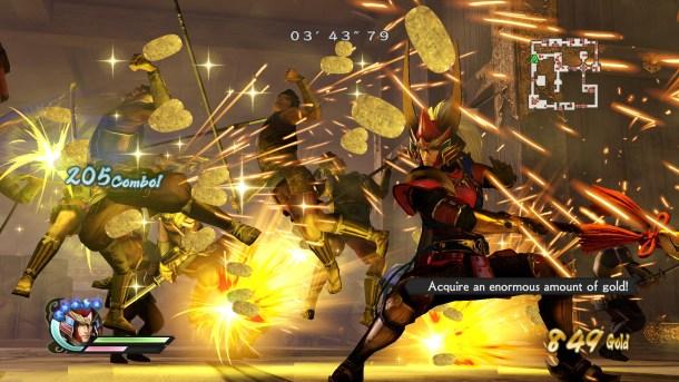 Samurai Warriors 4-II | Chamber of Riches