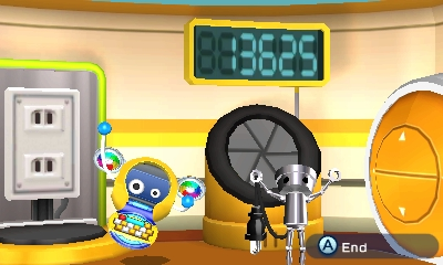 Chibi-Robo Zip Lash | Garbage Watt Generator