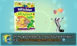 Chibi-Robo Zip Lash | Snacks