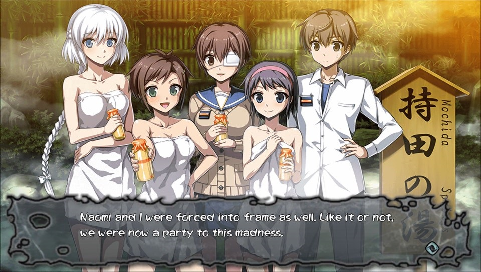 corpse party back to school edition 3ds review