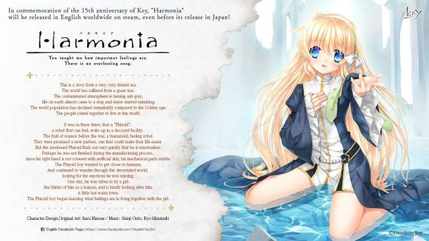 Harmonia synopsis image