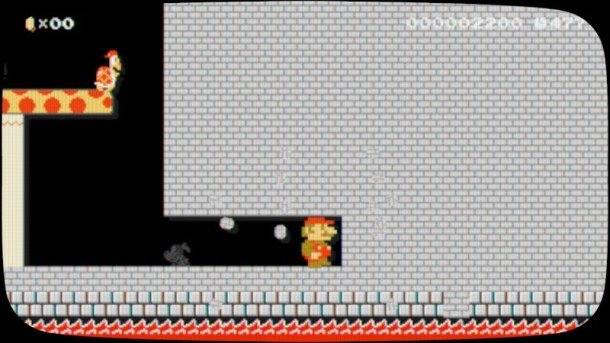 Making It Rainfall | The Great Wall of Bowser