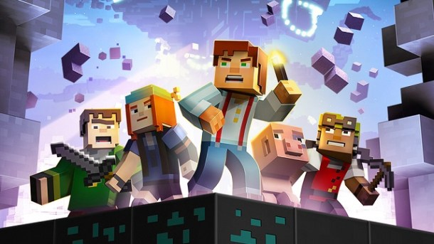 Minecraft: Story Mode | Cropped cover art