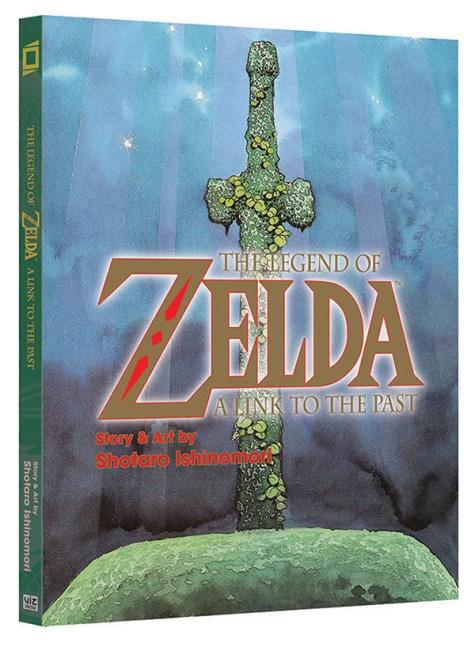 Nintendo Zelda manga