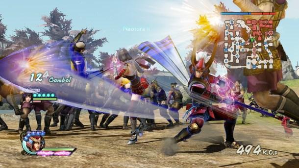 Samurai Warriors 4-II | Naotara and Naomasa II