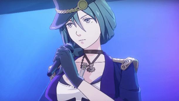 Shin Megami Tensei X Fire Emblem  | Kiria Kurono