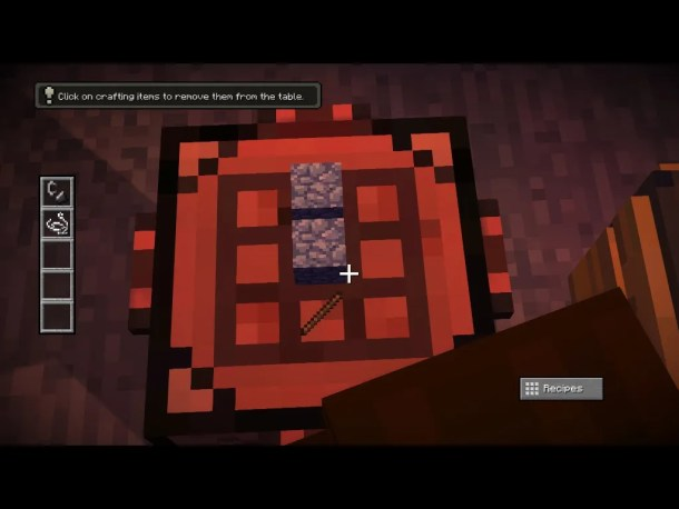 Minecraft: Story Mode | Crafting