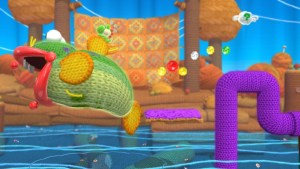 Woolly World | Fishy