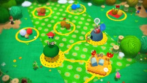 Woolly World | Map