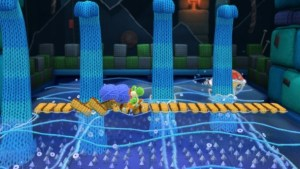 Wooly World | Water Effects