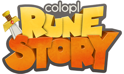 Colopl Rune Story logo