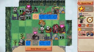 Hero Generations | Forest Map