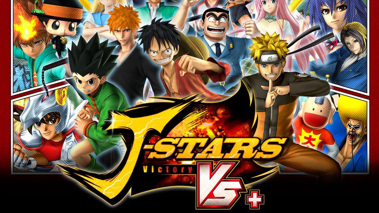 REVIEW: J-Stars Victory VS+ - oprainfall