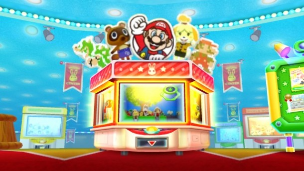 Nintendo Badge Arcade | oprainfall