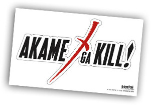 Akame ga Kill! - Stickers and Tattoos