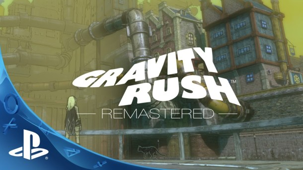 Gravity Rush Remastered | oprainfall