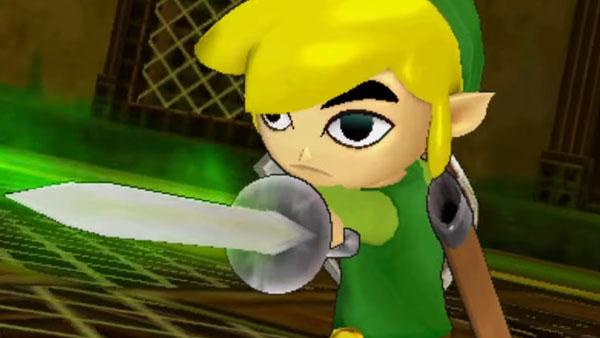 Hyrule Warriors: Legends - Toon Link