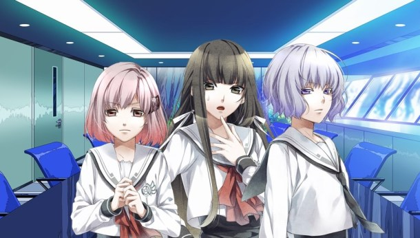 Norn9 | Angry Heroines