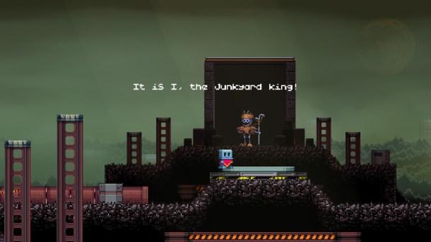 PONCHO | Junkyard King