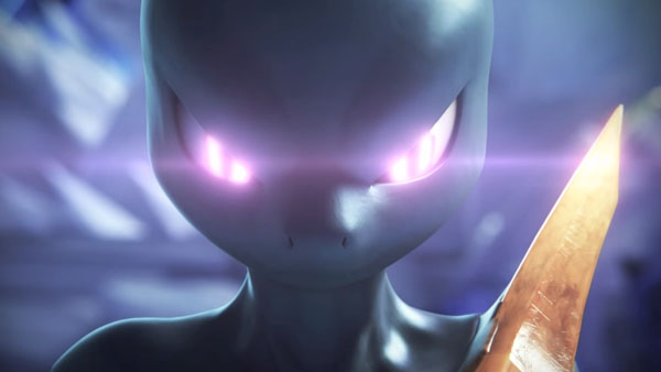 Pokken Tournament - Shadow Mewtwo reveal