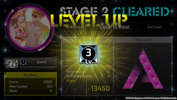 Superbeat Xonic | Level Up