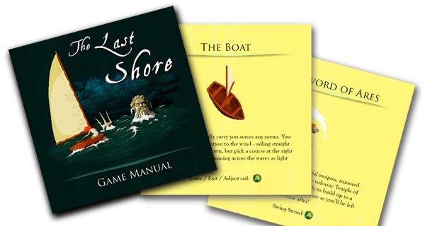 The Last Shore   Rewards