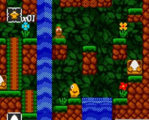 Toki Tori GBC Screenshot