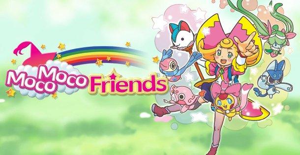 Moco Moco Friends | logo