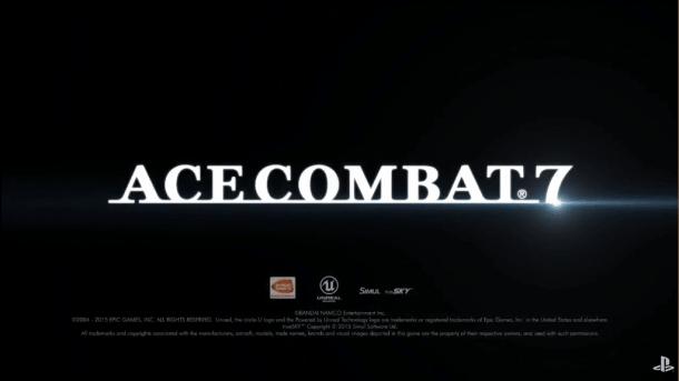 Ace Combat 7 | oprainfall