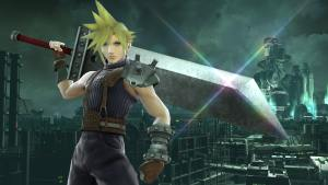 Cloud - Super Smash Bros. for Wii U and 3DS 01