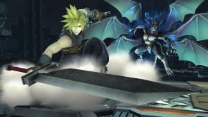 Cloud - Super Smash Bros. for Wii U and 3DS 02