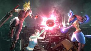 Cloud - Super Smash Bros. for Wii U and 3DS 04