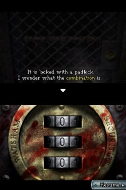 Dementium Remastered | Comparison 2